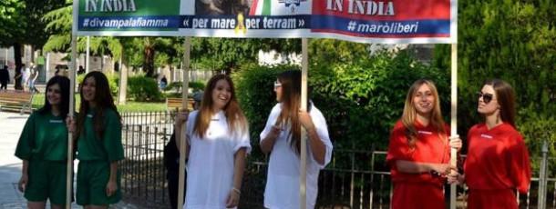 """Altamura – Per non dimenticare: """"Marò liberi"""""""